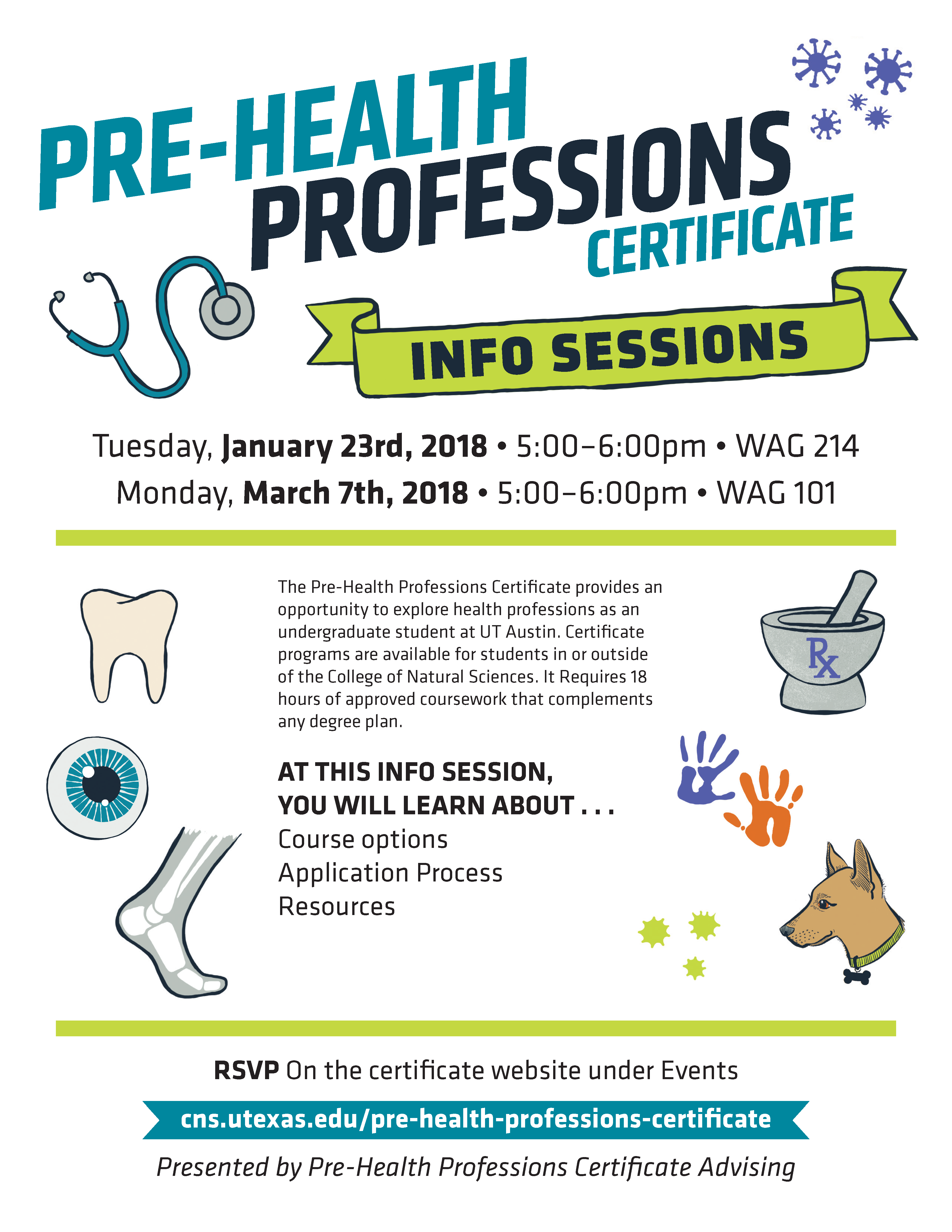 Earn A Certificate In Pre Health Professions Wayfinder