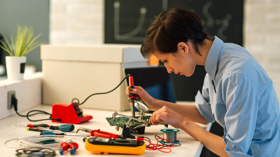 Major Electricaland Computer Engineering